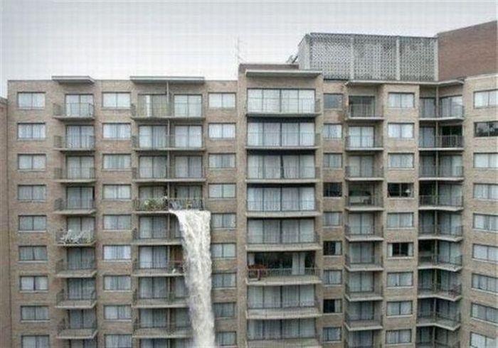 zalane mieszkanie-kaloryfer