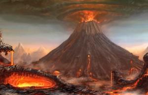 Bentonit- niezwykły pył wulkaniczny